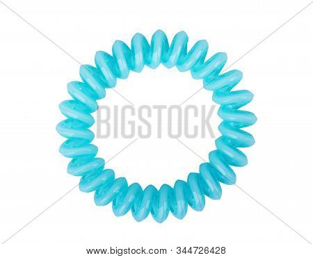 hairpin, pearl hairpin and barrette on the white background stock photo