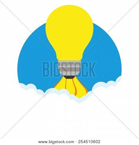 Find right idea cartoon management recruitment training riddle. Select employer interview promotion ideal. Professional hiring agency staff. Business brain answer vector symbol. Job direction icon stock photo