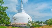 The Sites Of Veneration In Anuradhapura