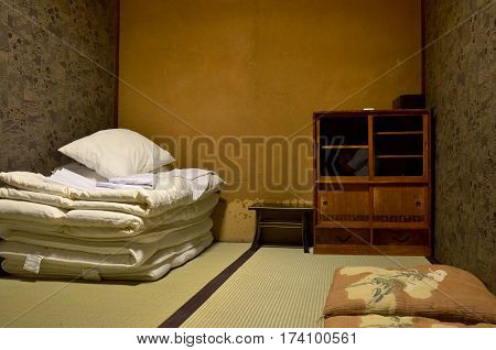 Japan bedroom and bedding sets japanese old style