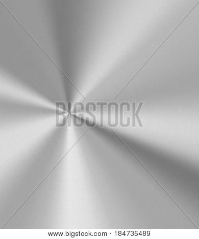 Shiny stainless steel metal background-Lg Fridge Magnet Skin (size 36x65)