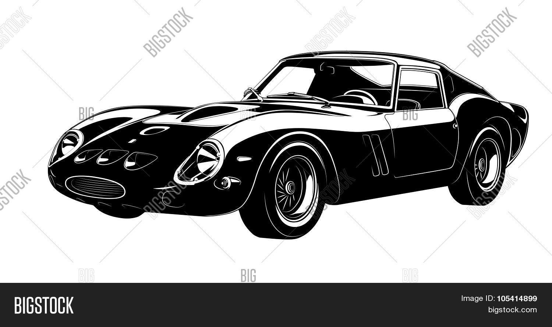 Vector Car Image Stock Photo 105414899