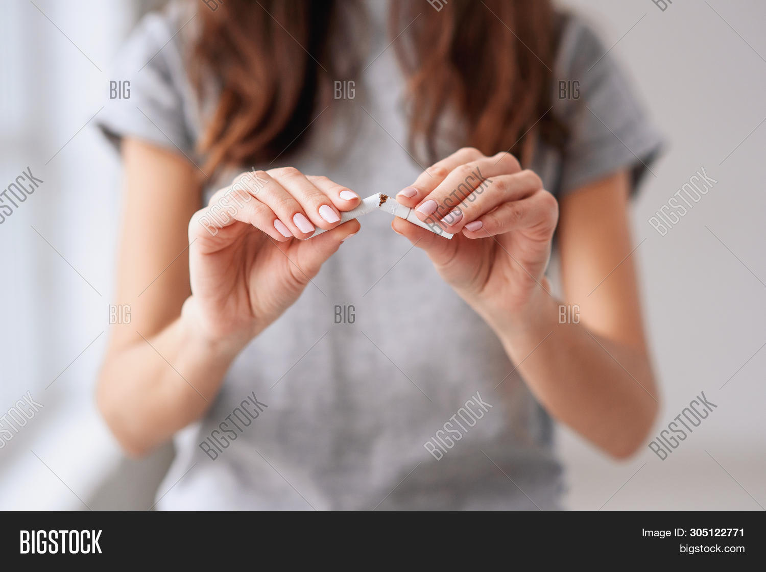 addiction,adult,attractive,background,beautiful,broken,care,casual,caucasian,cigarette,concept,danger,female,girl,hands,happiness,happy,health,healthy,holding,human,lifestyle,negative,nicotine,package,person,portrait,pretty,quit,quitting,sign,smile,smoke,smoker,stop,success,symbol,tobacco,unhealthy,willpower,woman,young