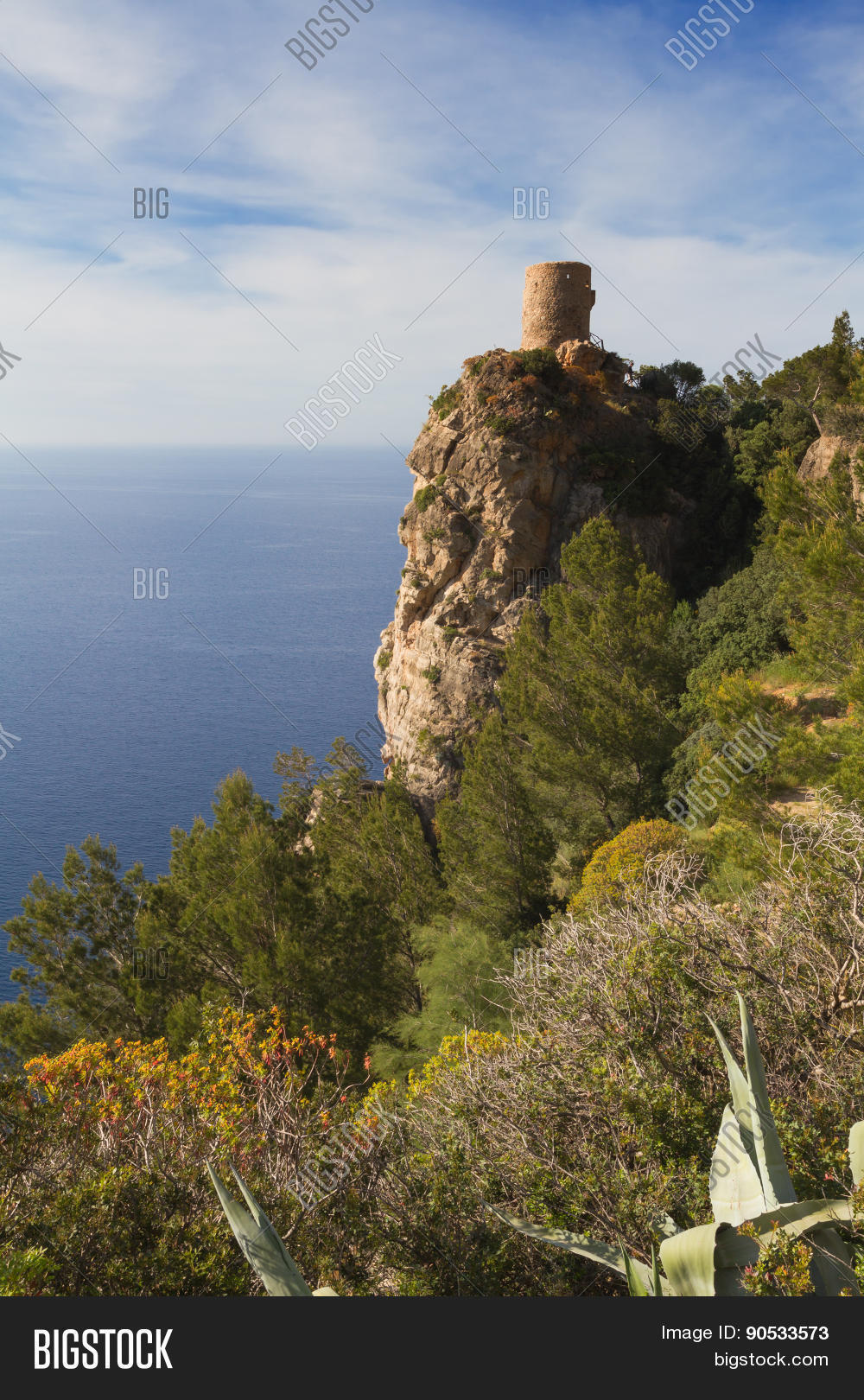 animes,baleares,banyalbufar,de,landmark,landscape,lookout,majorca,mallorca,mediterranean,nature,priate,sea,serra,ses,spain,torre,tower,tramuntana,verger,viewpoint