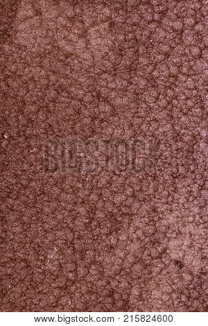 brown or bronze hammered metal backgroundabstract metalic texture sheet of metal surface painted with hammer paint stock photo