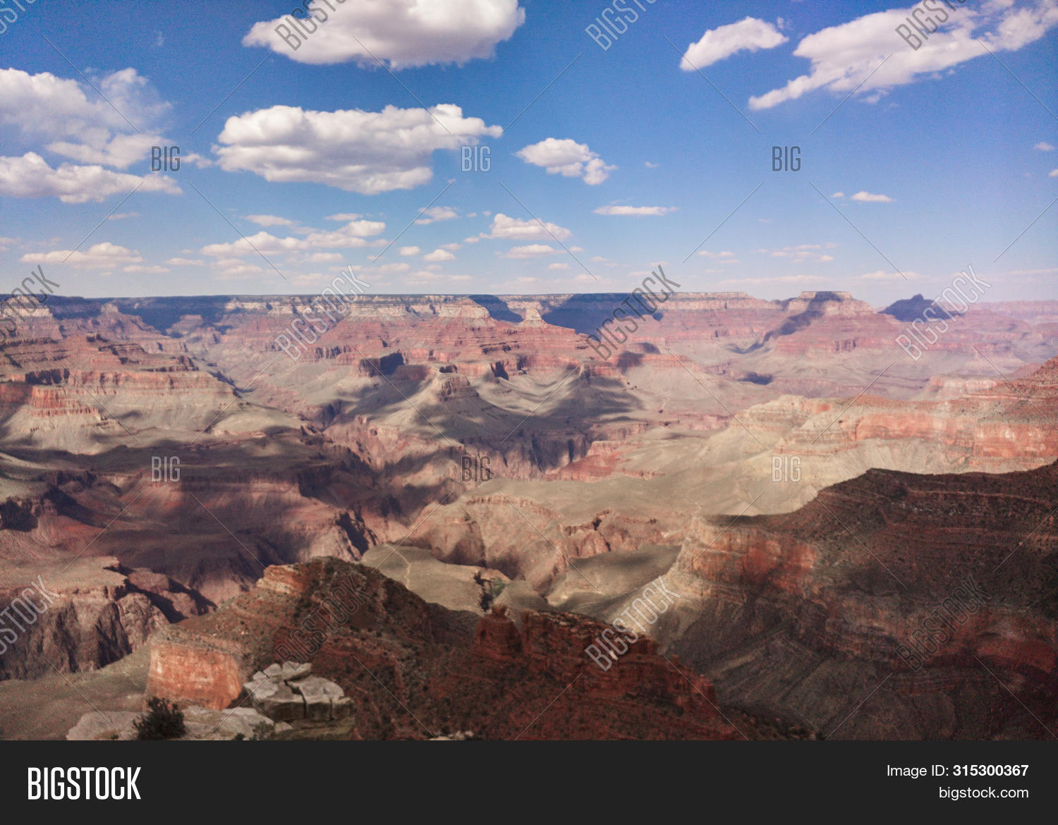 On The Grand Canyon Of The Colorado