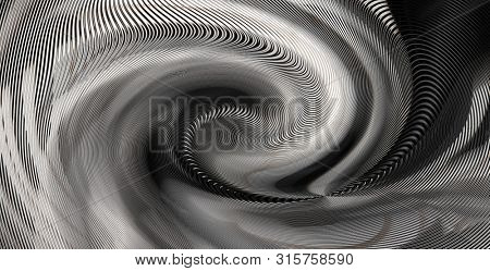 Field of ripple, vibrate, or effect in  monotone.  stock photo