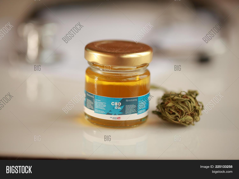 🔥 Cannabis, Cbd Oil ,stethoscope And Recipe