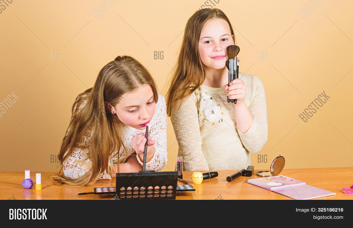 apply,art,bag,beauty,best,brush,care,caucasian,childhood,children,choose,concept,cosmetics,courses,creativity,cute,experimenting,explore,face,fashionable,girls,glamour,hygiene,just,kids,like,lip,lipstick,little,makeup,mascara,play,playing,product,professional,salon,shades,sisters,skill,small,store,style,tint,treatment,trend