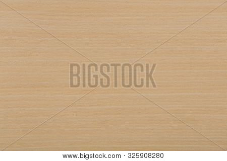 Natural ash veneer background in adorable light beige color. High quality wooden texture. stock photo