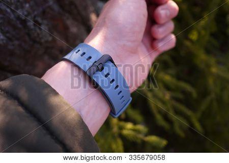 Color Screen Smart Watch Display. Color Screen Smart Watch Display