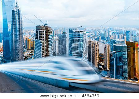 Train à très grande vitesse