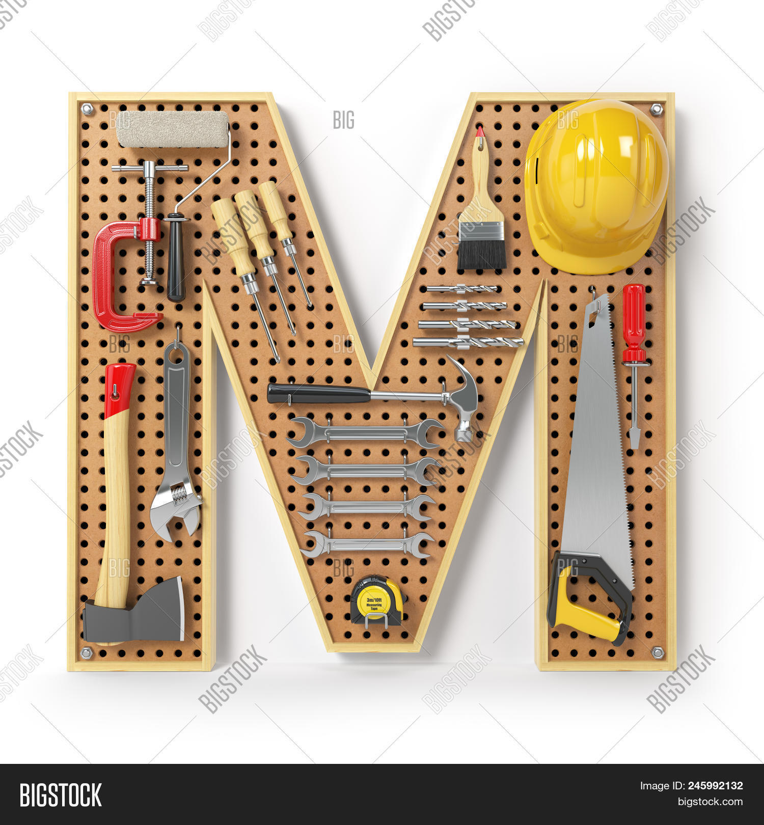 3d,abc,alphabet,background,board,construct,construction,design,diy,equipment,fix,font,garage,hammer,hand,hanging,hardware,hole,illustration,improvement,industrial,industry,isolated,kit,letter,m,maintenance,mechanic,metal,metallic,peg,pegboard,renovation,repair,screwdriver,service,set,shop,sign,spanner,symbol,text,texture,tool,tools,wall,white,work,workshop,wrench