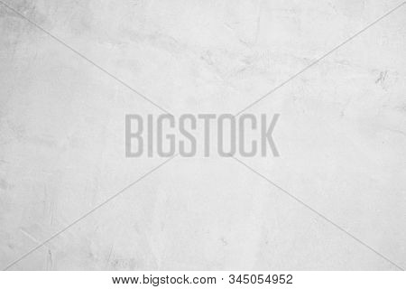 White concrete wall for interiors or outdoor exposed surface polished concrete. Cement have sand and stone tone vintage, natural patterns old antique, design work floor texture background. Concrete texture, concrete wall. Loft concrete surface weathered. stock photo
