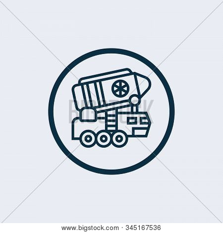 nuclear bomb icon. nuclear bomb icon vector flat illustration for graphic and web design isolated on black background from military collection. nuclear bomb icon trendy and modern nuclear bomb symbol for logo, web, app, stock photo