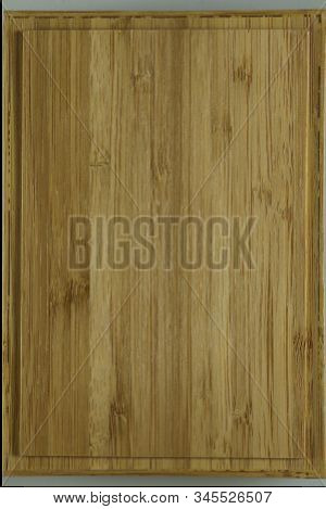 Wood board background shot from above giving lot of copay space. background for presentation stock photo