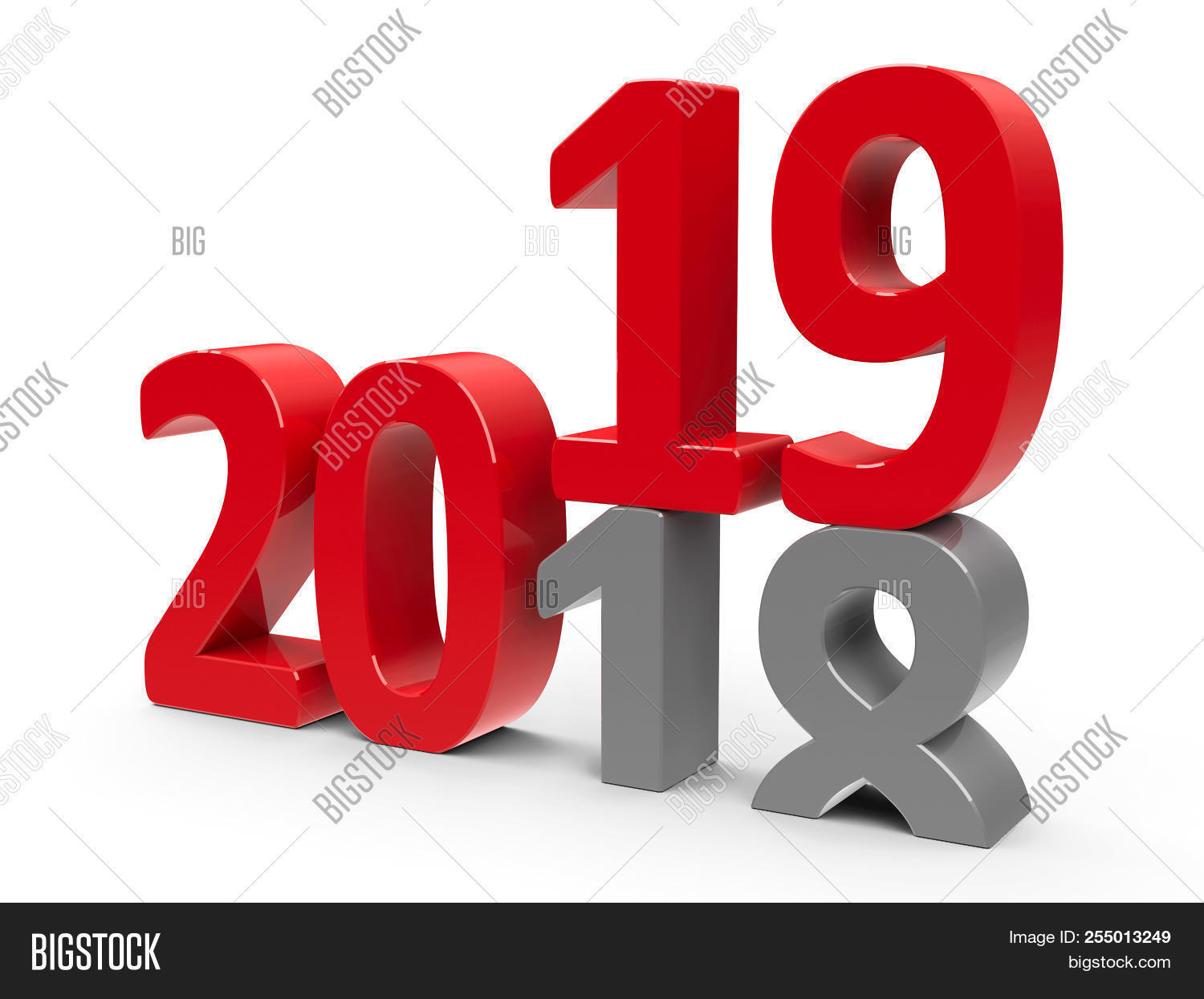 2018,2019,3d,anticipation,background,business,calendar,career,celebration,chance,change,christmas,color,concept,congratulation,countdown,creative,date,design,end,eve,event,expectation,future,gray,half,happy,holiday,illustration,isolated,new,newyear,number,objective,overlay,past,plan,planning,plastic,red,render,sale,shape,start,time,turn,white,winter,xmas,year
