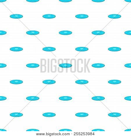 Concentric circles on a water pattern. Cartoon illustration of concentric circles on a water pattern for web stock photo