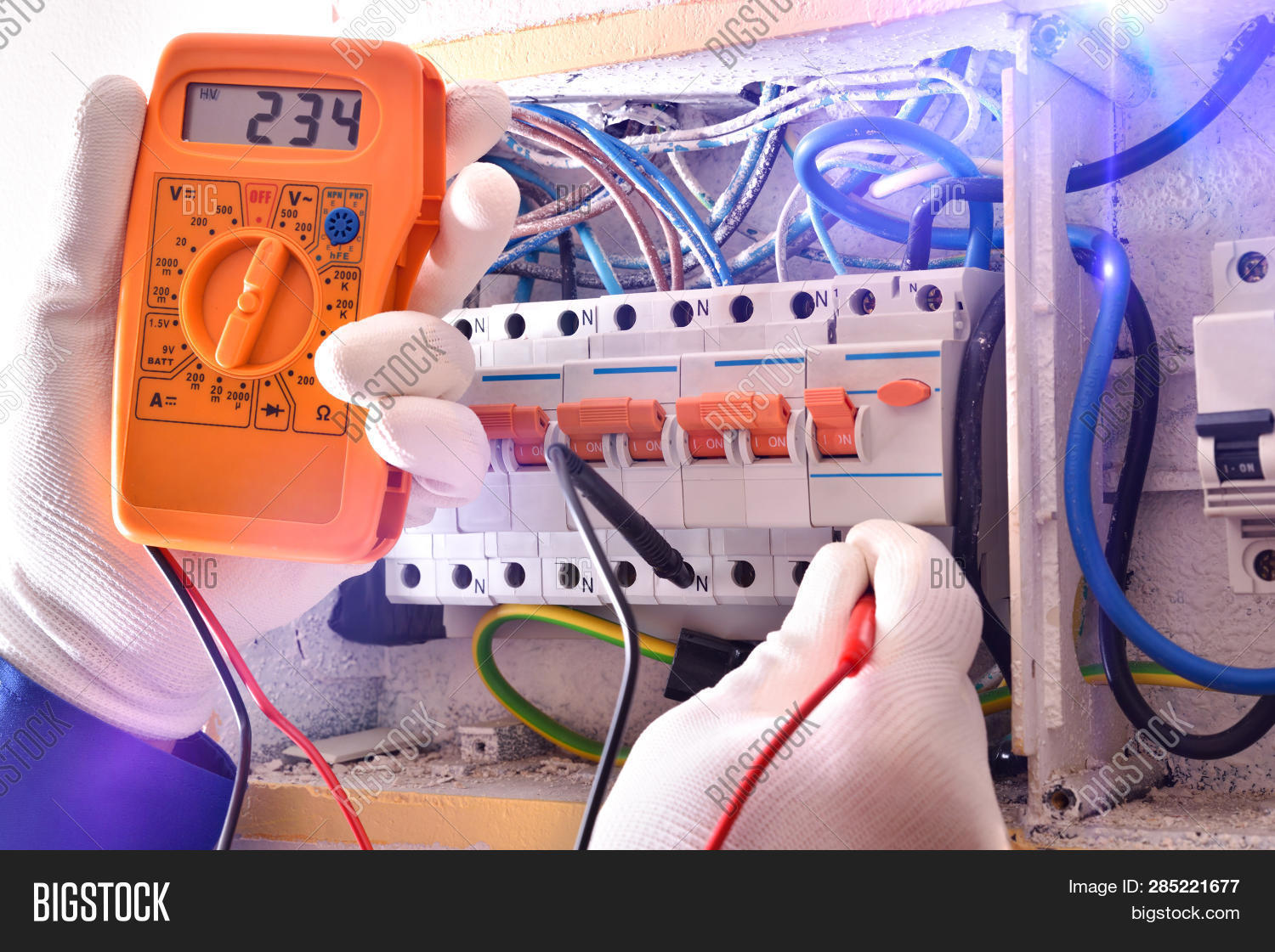 analyzing,box,cable,check,checking,distributor,electric,electrical,electrician,electricity,employee,energy,equipment,glove,hands,house,inspecting,installation,installer,job,maintenance,man,measure,measuring,multimeter,occupation,panel,people,person,power,profession,professional,protection,repair,repairing,repairman,safety,service,specialist,technical,technician,test,tester,testing,voltage,wire,work,worker,working