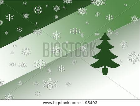 a green winter