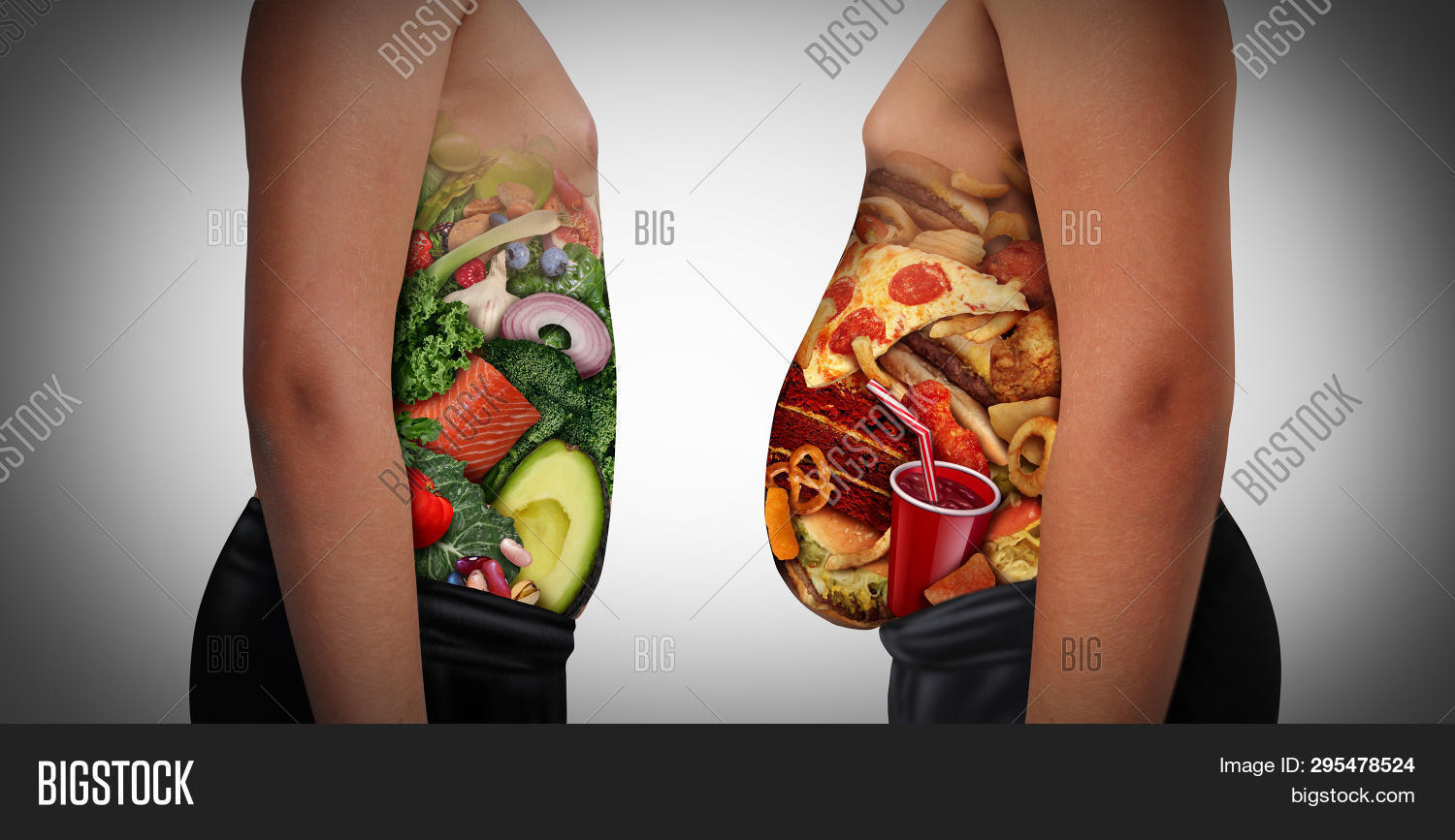 3D,burger,cheeseburger,child,childhood,choice,compare,comparison,contrast,diabetes,diabetic,diet,drink,eat,eating,education,elements,fast,fat,food,fresh,fruit,greasy,habits,healthy,hunger,illustration,junk,juvenile,kid,medical,medicine,morbidly,nutrition,obese,obesity,opposite,restaurant,snack,snacking,soda,soft,student,unhealthy,vegetables,young