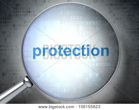 Safety concept: Protection with optical glass