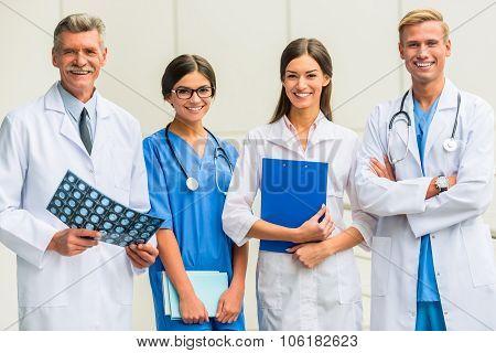 Doctors In Hospital