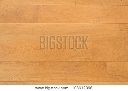 wooden floor oak parquet - wood flooring oak laminate stock photo