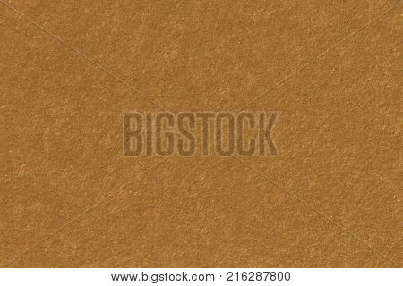 Close-up fragment of a brown filter paper texture. High resolution photo. stock photo
