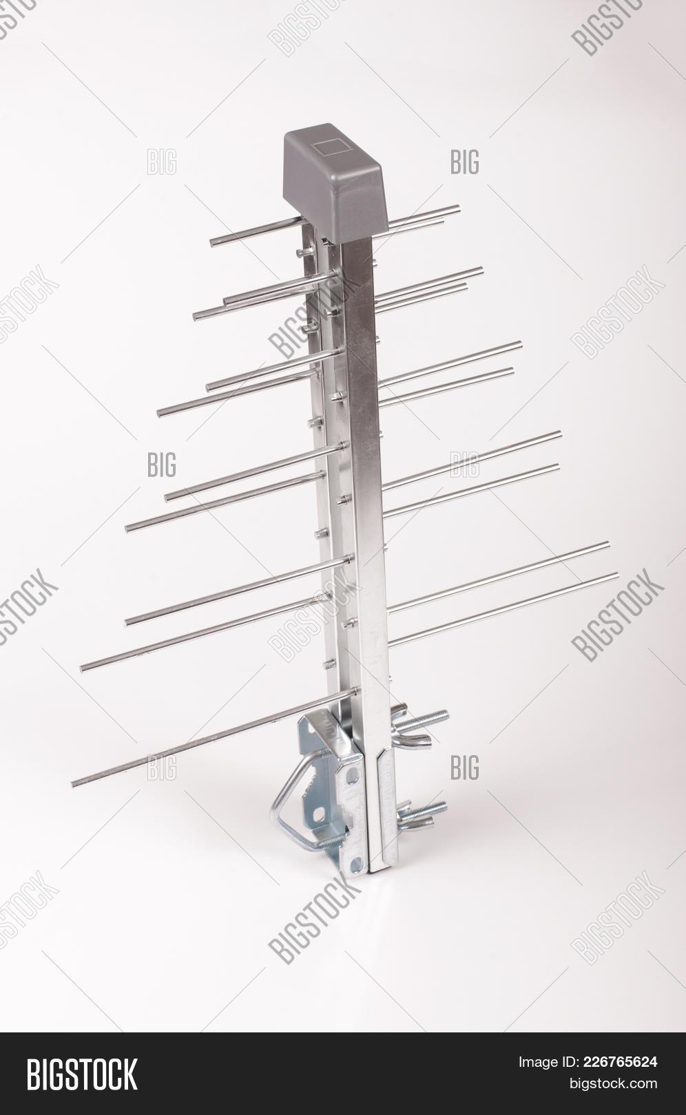 log periodic amateur radio antenna