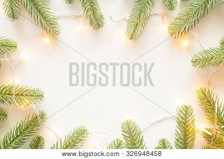Holiday Christmas background. Christmas card background with festive decoration. You can apply for greeting card christmas ,  christmas ornaments background, christmas backdrop and artwork design about Christmas background festive. stock photo