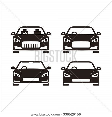 Car Icon, Car Icon Vector, Car Icon Object, Car Icon Image, Car Icon Picture, Car Icon Graphic, Car Icon Art, Car Icon Drawing, Abstract car vector logotype. Car logo template. Auto icon symbol. Linear silhouette logo design. EPS10 stock photo
