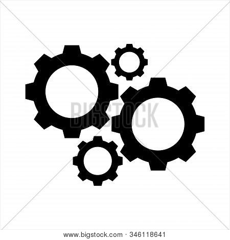 Gear Icon, Gear Icon Eps10, Gear Icon Vector, Gear Icon image, Gear Icon vector design illustration, gear Icon Picture, gear Icon Flat, Gear Icon App, Gear Icon Web, gear Icon Art stock photo