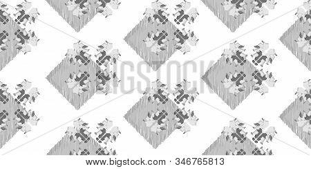 Ethnic wave pattern. Seamless  ehnic carpet African pattern.  Aztec style. Geometric abstract pattern stock photo