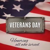 Veterans day foundation.