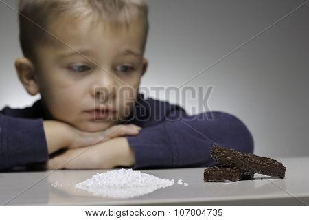 Sugar in food industry