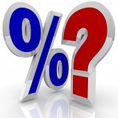 A rate image remains next to a question mark, representing the scrutinizing of whether a certain