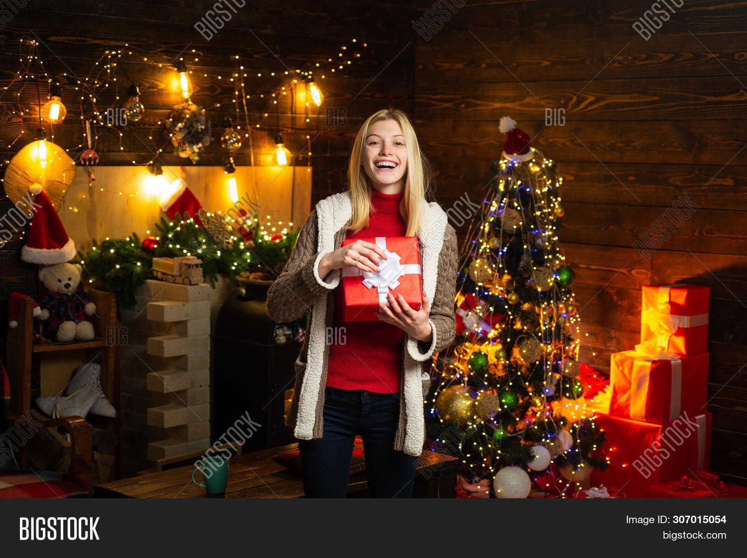 adorable,atmosphere,box,celebration,cheer,christmas,claus,comfort,coziness,cozy,cute,december,decorations,delivery,enjoy,eve,female,filled,garland,gift,girl,happiness,holidays,interior,joy,lights,love,moments,noel,pleasant,present,pretty,santa,shopping,tradition,tree,warm,winter,woman,wooden,xmas