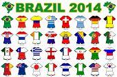 Flag Strip Designs 2014