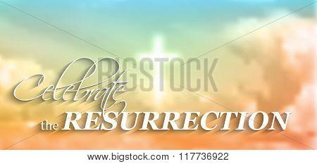 easter christian motive, resurrection