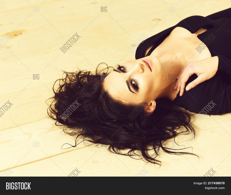 🔥 Sexy Girl In Black Dress e665fdf70