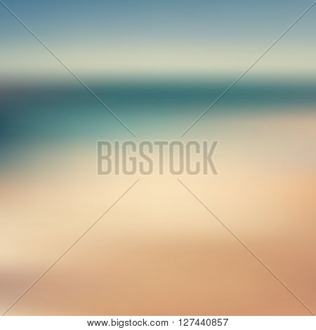 Summer beach abstract background and tropical sea summer background with bright sunlight. Summer background. Nature summer background. Abstract summer background. Hot summer background.