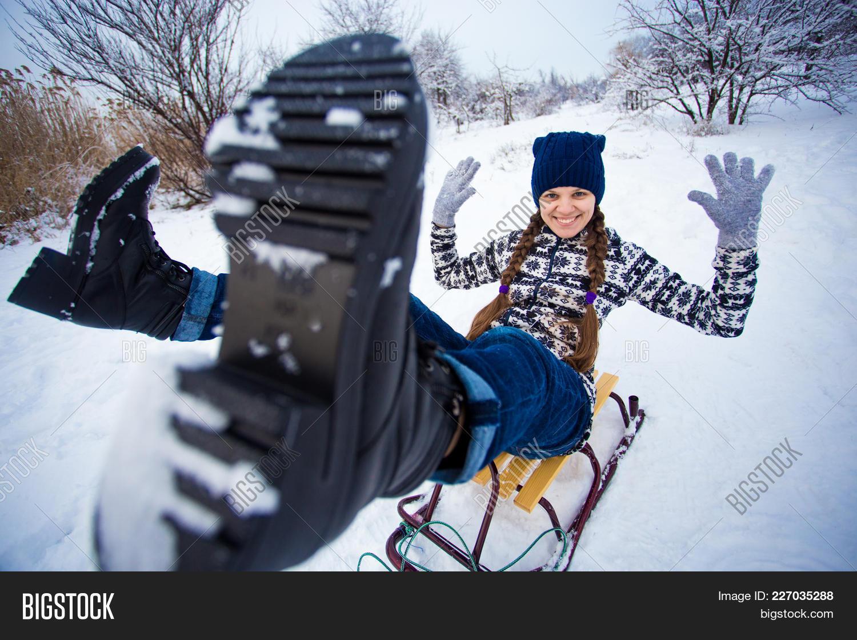 alaska - Christmas Vacation Sled