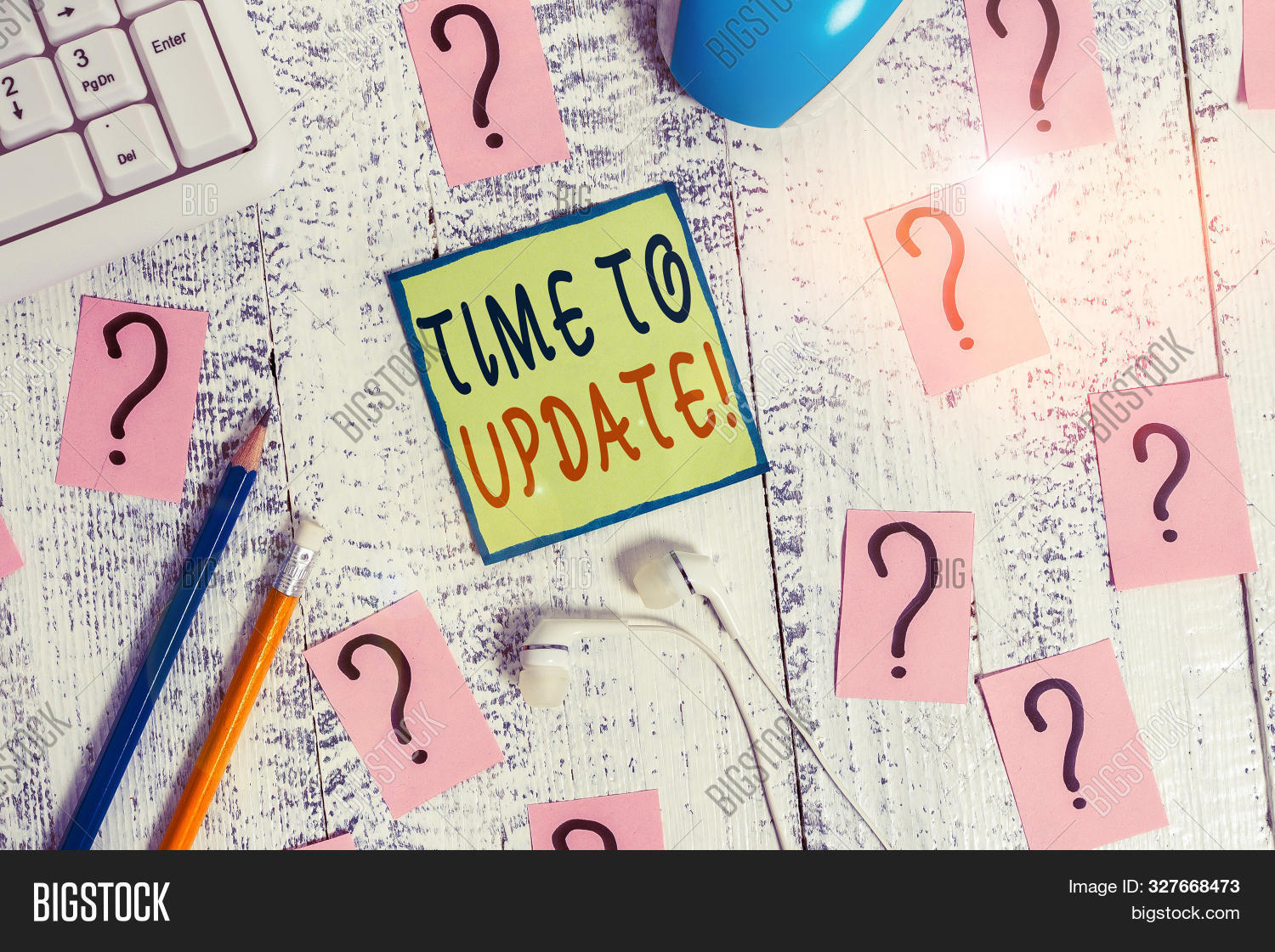 Text Sign Showing Time To Update. Conceptual Photo Act Updating Something Someone Or Updated Version