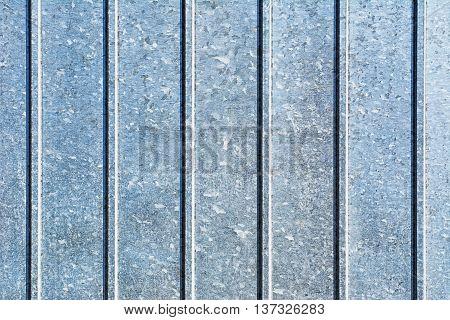 Metal Alluminium Background in the Gray Colour stock photo