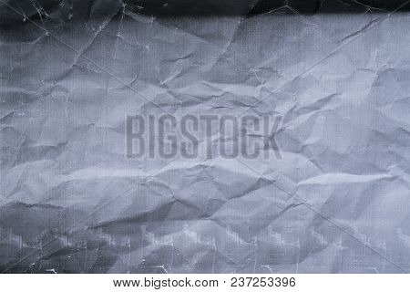 Photocopy crumpled texture and background, close up stock photo