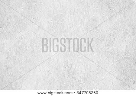 Wall panel grunge white,light grey concrete backdrop.Dirty,dust white wall cement backdrop texture and splash grey color brush stroke for architecture or abstract vintage background.Blurred image backdrop. stock photo