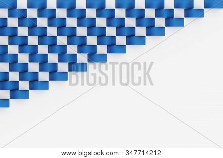 White abstract texture. Background 3d paper art style can be used in cover design, book design, poster, cd cover, flyer, website backgrounds or advertising. 3d rendering stock photo
