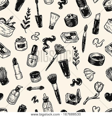 Cosmetics And Make-up.