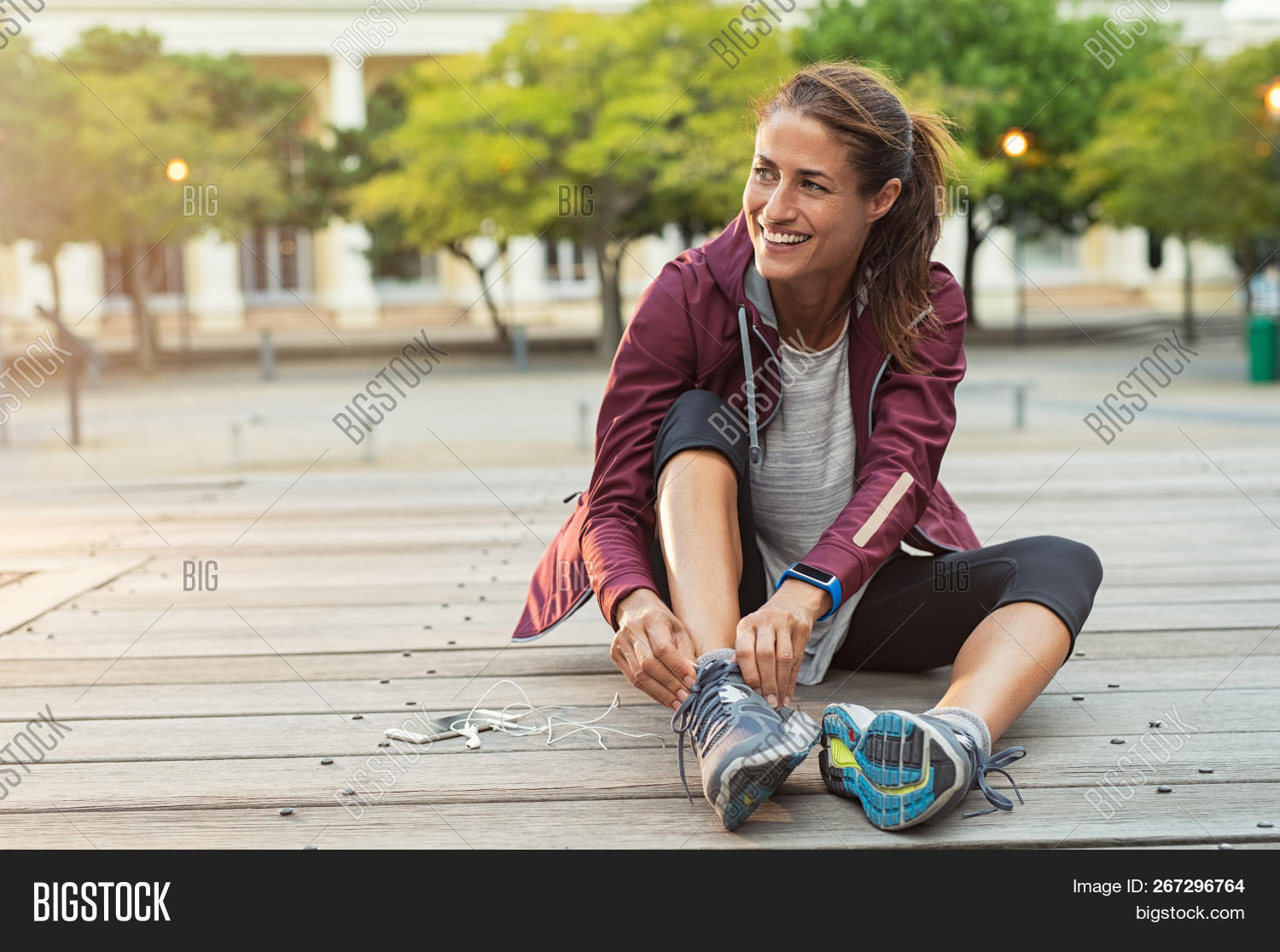 40s,active,athletic,autumn,beautiful,casual,city background,copy space,exercise,fastening,fit,fitness,fitness woman,getting,girl,happy,hispanic,jogger,jogging,lace,latin,looking away,mature,matured,mid adult woman,middle aged woman,outdoor,people,preparing,ready,run,runner,shoe,shoelace,sitting,smiling,sneaker,sport,sporty,sporty woman,spring,street,tie,tie shoe laces,tie shoelaces,training,urban,winter,workout